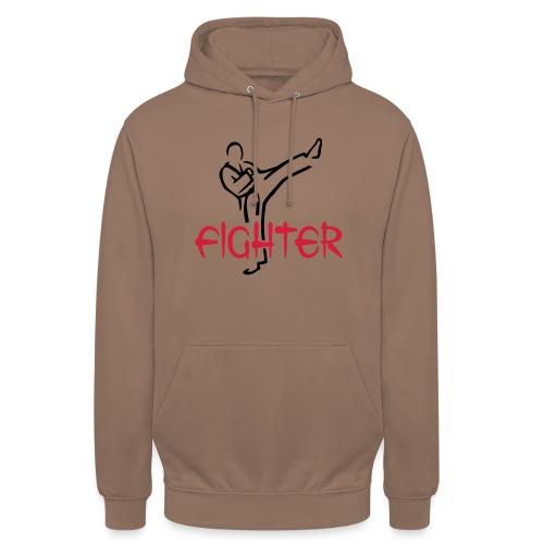 Martial Arts Fighter - Unisex Hoodie
