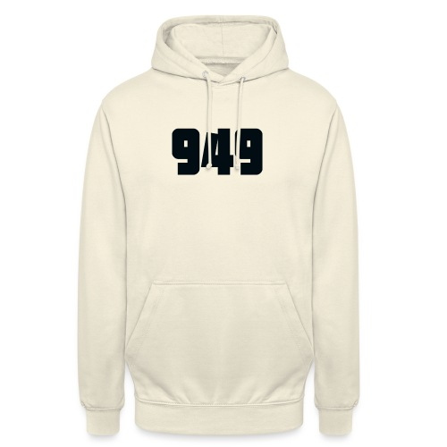 949black - Unisex Hoodie