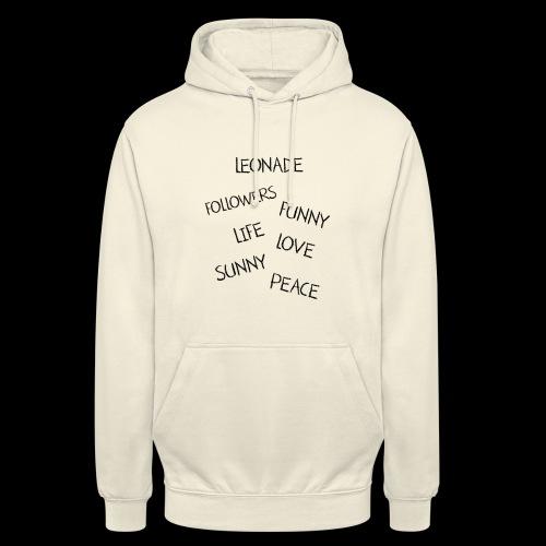 SANS PRISE DE TETE - Sweat-shirt à capuche unisexe