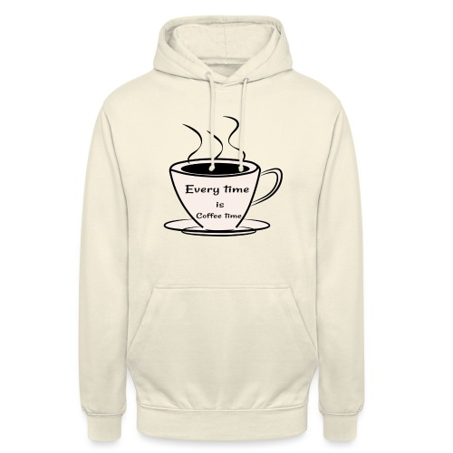 kaffe - Luvtröja unisex
