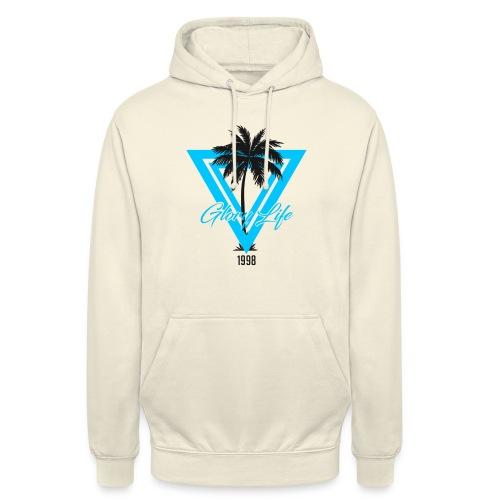 Triangle Palm 1998 - Sweat-shirt à capuche unisexe