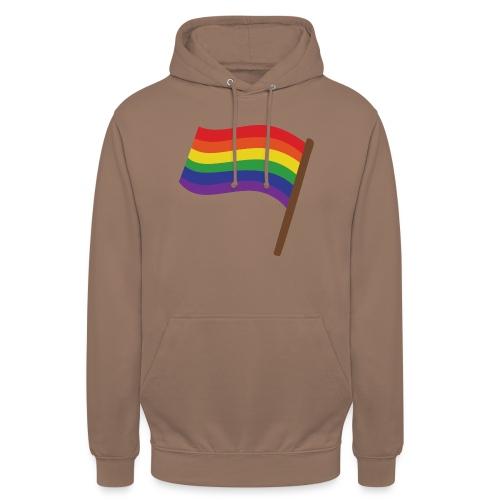 Regenbogenfahne | Geschenk Idee | LGBT - Unisex Hoodie