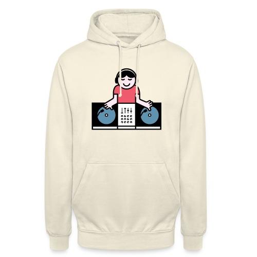 Vinyl DJ - Hoodie unisex