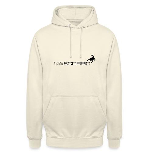 scorpio logo - Hoodie unisex