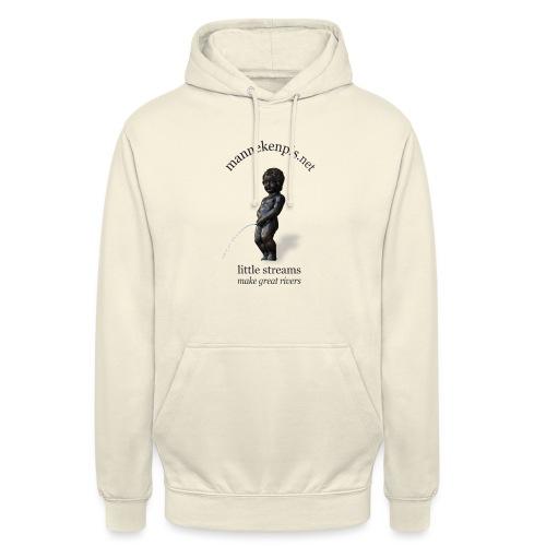 BXL ♀♂ | mannekenpis - Sweat-shirt à capuche unisexe