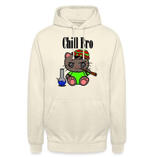 Chill Bro Katze - Unisex Hoodie