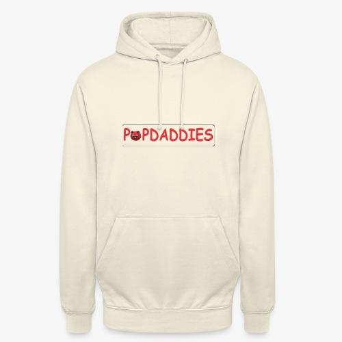 popdaddies - Hoodie unisex