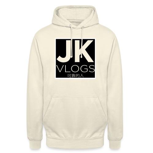 JK Vlogs Box Logo - Unisex Hoodie