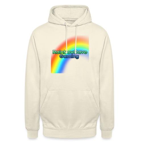 RainbowDave Gaming Logo - Unisex Hoodie