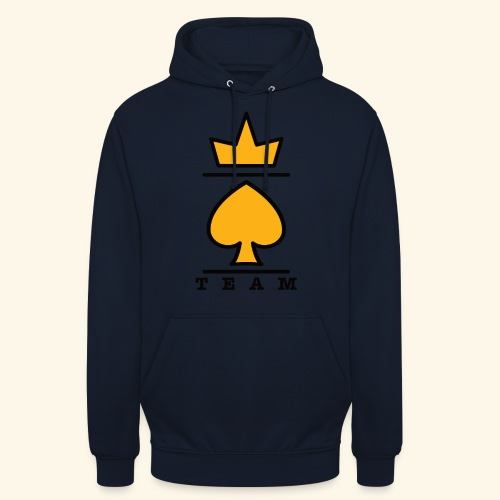 Collection KingSpade® by MagicAndCardistry Team - Sweat-shirt à capuche unisexe