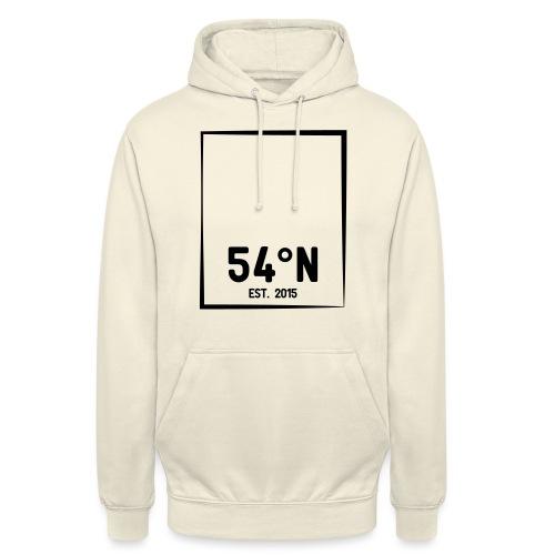 54°Nord square College Jacket - Hættetrøje unisex