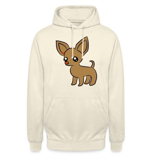 kleiner Hund - Unisex Hoodie