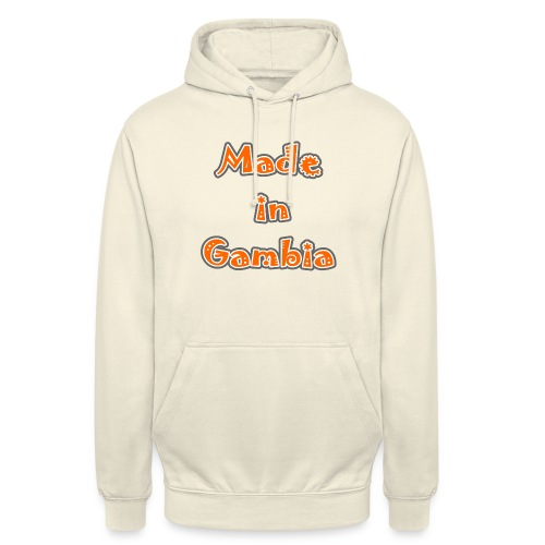 Made in Gambia - Unisex Hoodie