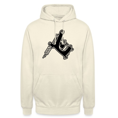 Tattoomaschine Tattoomachine tattoo machine Ink - Unisex Hoodie