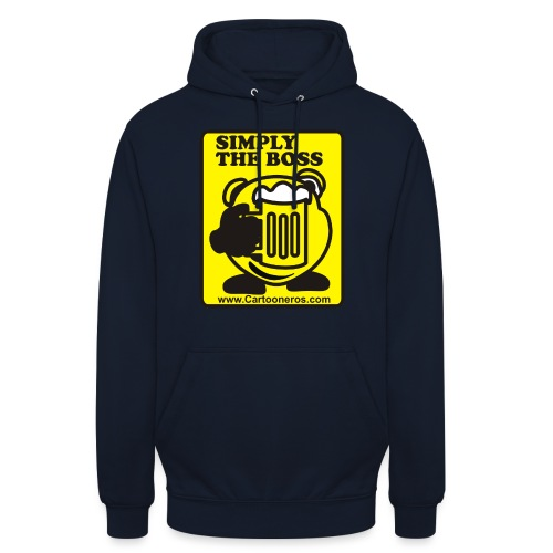 Simply the Boss - Unisex Hoodie