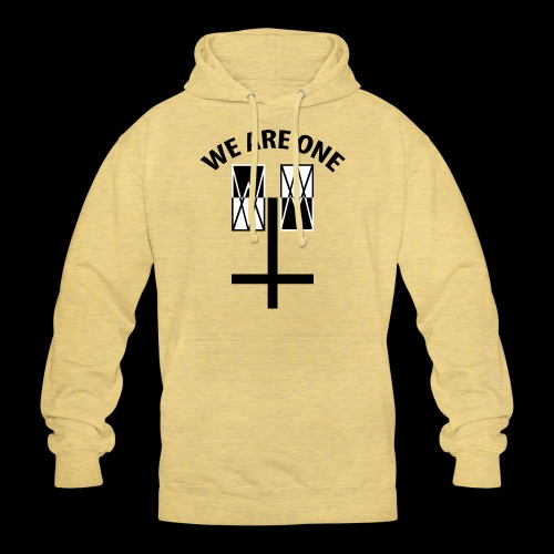 WE ARE ONE x CROSS - Hoodie unisex