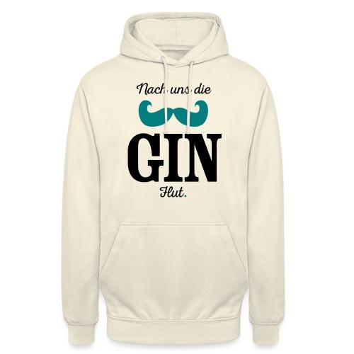 Nach uns die Gin-Flut - Unisex Hoodie