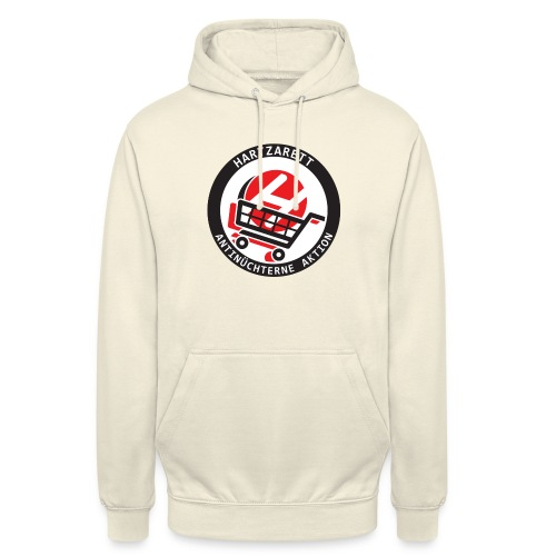 Hartzarett Antifa - Unisex Hoodie