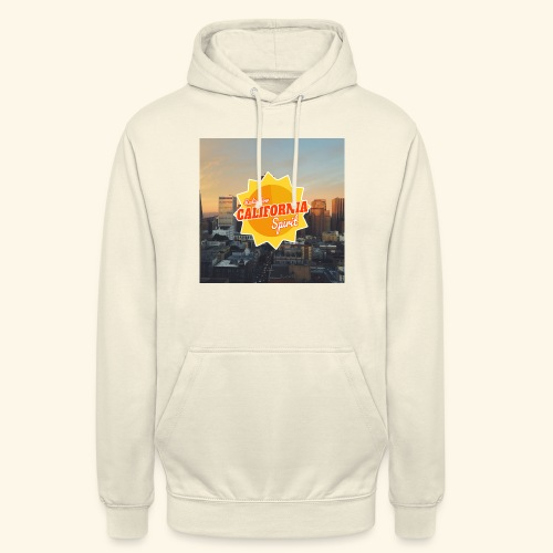 California Spirit City - Sweat-shirt à capuche unisexe