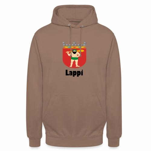 "Lappi - tuotesarja - Huppari ""unisex"""