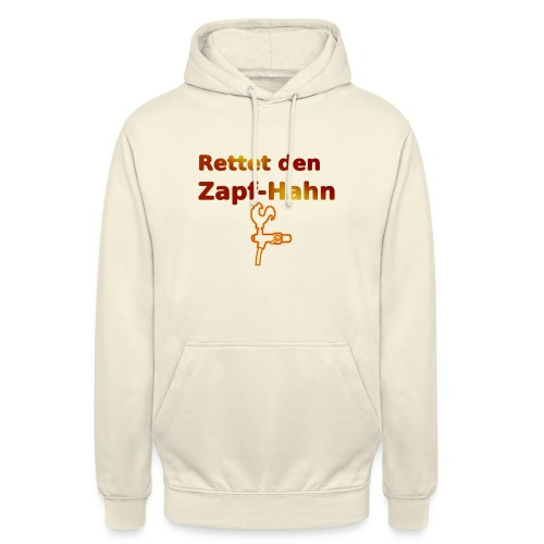 Rettet Zapfahn RG - Unisex Hoodie
