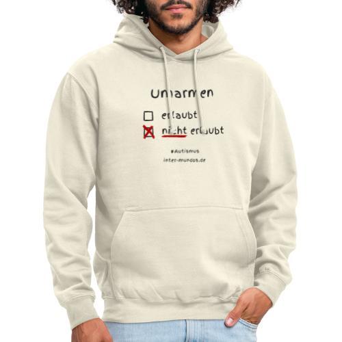 Umarmen nicht erlaubt - Unisex Hoodie