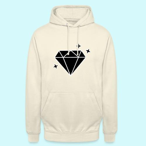 Diamant 2 - Unisex Hoodie