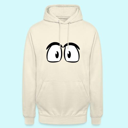 Comic Augen - Unisex Hoodie