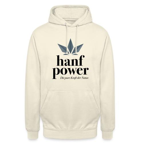 Hanf Power Logo - Unisex Hoodie