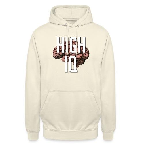 XpHighIQ - Sweat-shirt à capuche unisexe