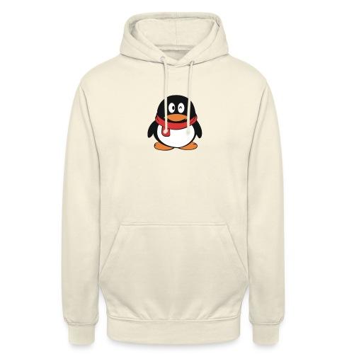 pinguinlog png - Hoodie unisex