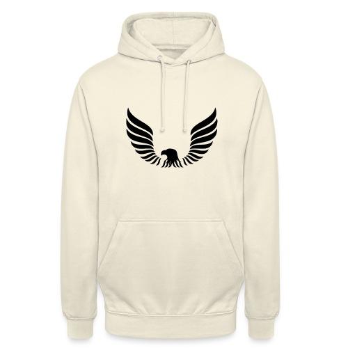 Aguila - Sudadera con capucha unisex