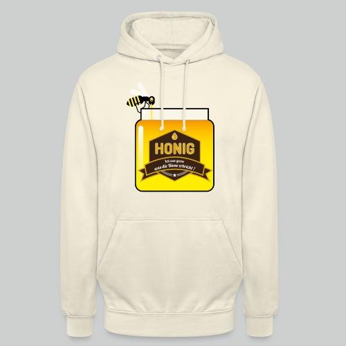 Honig ist lecker - Unisex Hoodie