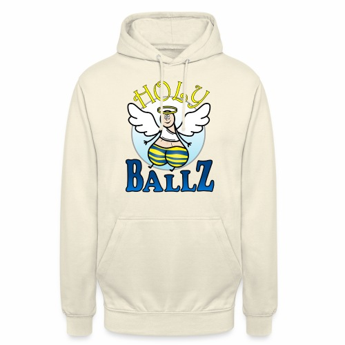 Holy Ballz Charlie - Unisex Hoodie