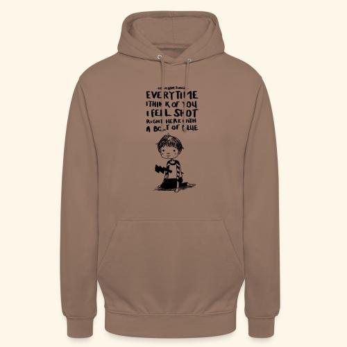 Bizarre Love triangle - New Order - Sweat-shirt à capuche unisexe