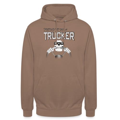 Trucker / Fernfahrer Motiv - Unisex Hoodie
