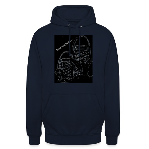 Long way to go - Unisex Hoodie