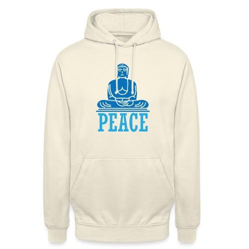 Buddha Meditating. - Unisex Hoodie