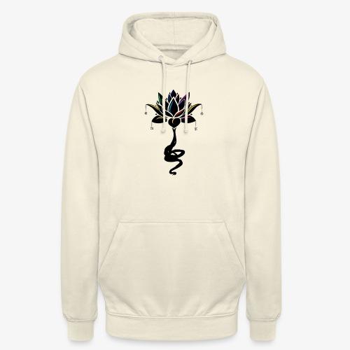 Marie - Lotus - Sweat-shirt à capuche unisexe