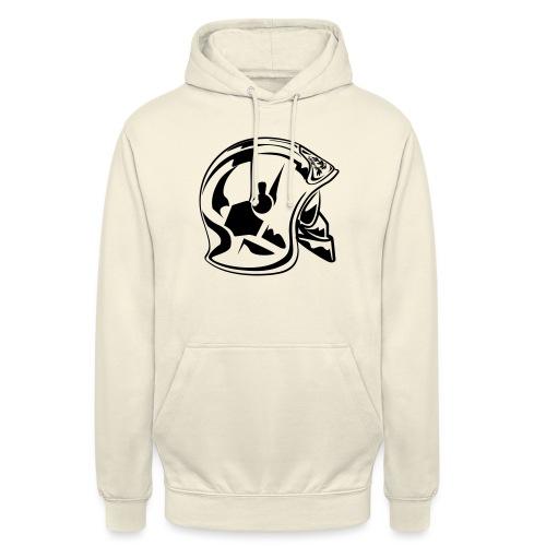 casque_2016 - Sweat-shirt à capuche unisexe