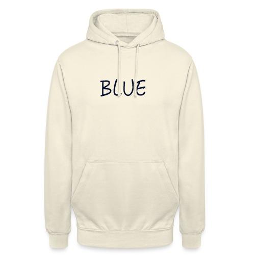 BLUE - Hoodie unisex