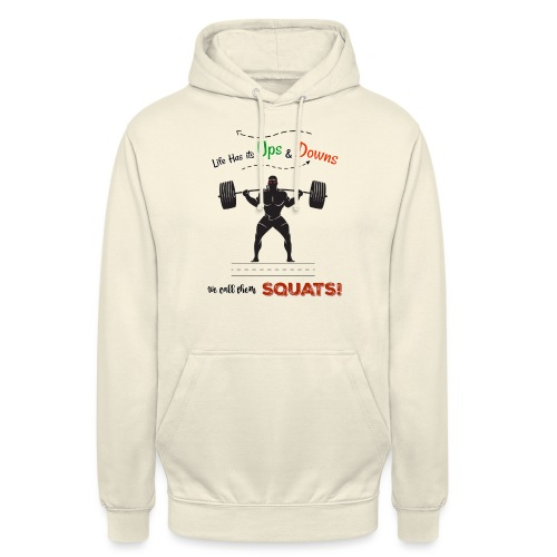 Do You Even Squat? - Unisex Hoodie