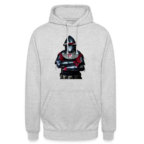 chevalier.png - Sweat-shirt à capuche unisexe