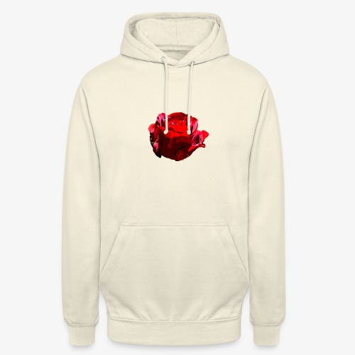 Red Rose - Unisex Hoodie