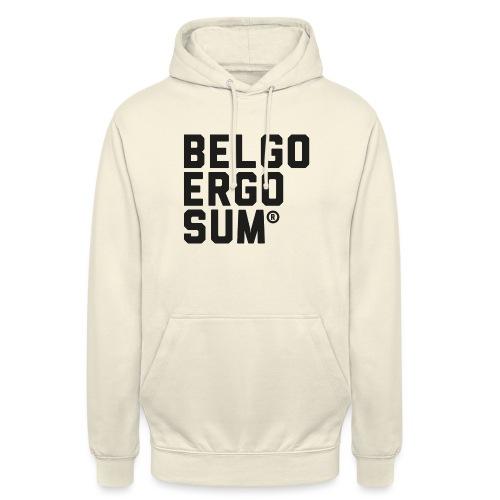 Belgo Ergo Sum - Unisex Hoodie