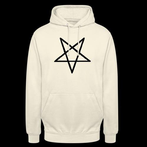 Pentagram2 png - Unisex Hoodie