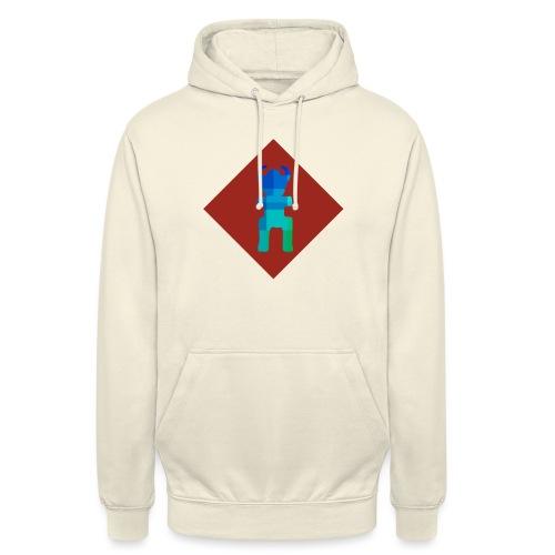 paavo_und_lauter_logo_blu - Unisex Hoodie