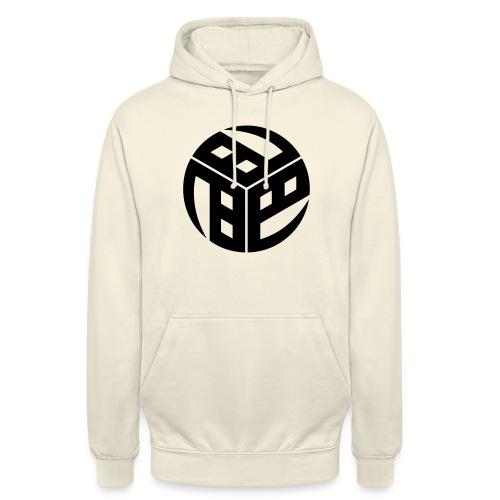 Mitsudomoe Symbol (stylisiert) - Unisex Hoodie