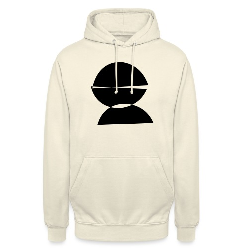 refugee rights abstract - Unisex Hoodie