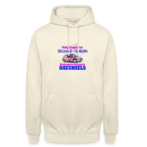 drugmand_tamburini_logo-png - Sweat-shirt à capuche unisexe